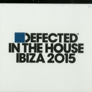 DEFECTED IN THE HOUSE IBIZA 2015 (3XCD)