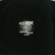 Front View : Hess Is More - BEARSONG, PRIMATE (LORNA DUNE, DIMITRI FROM PARIS, POLLYESTER REMIX) - Gomma / Gomma216