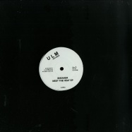 Front View : Sneaker - MEET THE HEAT EP - U L M Records / ULM002