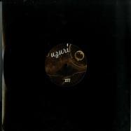 Front View : Giorgio Luceri - SPACE FIRE TRUTH (180 G VINYL) - Uzuri / Uzuri 023