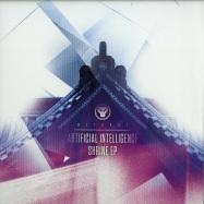 Front View : Artificial Intelligence - SHRINE EP - Metalheadz / Meta042