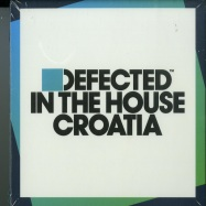 Front View : Various Artists - DEFECTED IN THE HOUSE: CROATIA (3XCD) - Defected / 826194329921