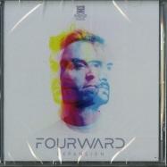 Front View : Fourward - EXPANSION (CD) - Shogun Audio / SHACD016