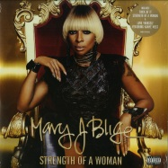 Front View : Mary J. Blige - STRENGTH OF A WOMAN (2X12 LP) - Capitol / 5728355