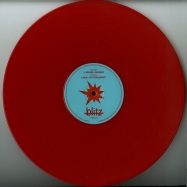 Front View : Joakim / KIWI - LADBLITZ 01 (COLOURED VINYL) - Life And Death / LADBLZ01