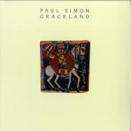 Front View : Paul Simon - GRACELAND (LP) - Sony Music / 88985422401
