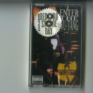 Front View : Wu-Tang Clan - ENTER THE WU-TANG (36 CHAMBERS ) (TAPE / CASSETTE) - Sony Music / 19075806784