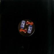 Front View : SL2 - DJS TAKE CONTROL (DJ BORING / SHADOW CHILD REMIXES) - Food Music / YUM050V