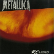Front View : Metallica - RELOAD (2X12 LP) - Blackened Recordings / BLCKND012-1