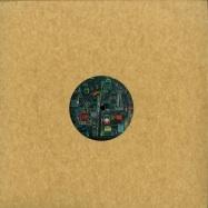 Front View : Mattia Trani - TIME STRUGGLE (STEVE RACHMAD REMIX) - Pushmaster Discs / PM019