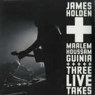 Front View : James Holden & Maalem Houssam Guinia - THREE LIVE TAKES (LTD. 12 INCH ) - Border Community / 51BC