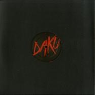 Front View : Sukh Knight - MOONRUNNER EP (KROMESTAR REMIX) - Daku / DAKU001