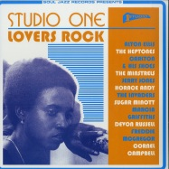Front View : Various Artists - STUDIO ONE LOVERS ROCK (2LP + MP3) - Soul Jazz Records / SJRLP422 / 170501