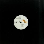 Front View : Fabrizio Maurizi, Matteo Manzini - 12345 EP (VINYL ONLY) - Want? / WNT003