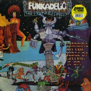 Front View : Funkadelic - STANDING ON THE VERGE OF GETTING ON (LTD GOLDEN LP) - 4 Men with Beards / 4M1803LP