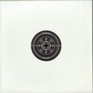 Front View : Rhadow - ECHOES (VINYL ONLY) - Artreform / ARR034
