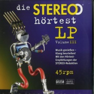 Front View : Various Artists - DIE STEREO HOERTEST LP VOL. 3 (180G 2LP) - In-Akustik / INAK 79341 2LP / 9041135