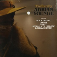 Front View : Adrian Younge - PRODUCED BY: ADRIAN YOUNGE (LP) - Linear Labs / LL039LP