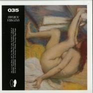Front View : Sworn Virgins - LAZER BEAM - DEEWEE / DEEWEE035