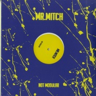 Front View : Mr. Mitch - NOT MODULAR (THE BUG REMIXES) (LTD SPLATTERED VINYL) - Pressure / PRESH009 / 00134301