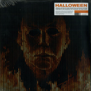 Front View : John Carpenter, Cody Carpenter, Daniel Davis - HALLOWEEN O.S.T. (EXPANDED ORANGE & BLACK 2LP) - Sacred Bones / SBR2LP231 / 00136507