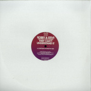 Front View : Bobby & Steve feat. Byron Stingily - THEY CANT UNDERSTAND IT - Groove Odyssey / GO060V
