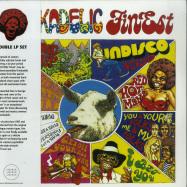 Front View : Funkadelic - FINEST (2LP) - Tidal Waves Music  / TWM05