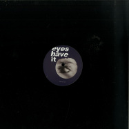 Front View : Reeko & Group - SEI TRACCE IN NERO EP - 30D Records - Eyes Have It / 30DEYES-002
