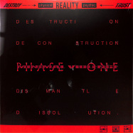 Front View : Minimal Violence - DESTROY ---> PHYSICAL REALITY PSYCHIC <--- TRUST PHASE ONE - Tresor / Tresor317