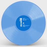 Front View : Dennis Ferrer / Kings of Tomorrow / Fatboy Slim - HOUSE MUSIC ALL LIFE LONG EP3 (BLUE VINYL) - Defected / DFTD567BLUE