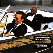 Front View : B.B. King & Eric Clapton - RIDING WITH THE KING (180G 2LP) - Reprise Records / 9362489520