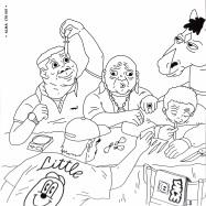 Front View : Isbel & ILdec - DOGGYS EP (VINYL ONLY) - Alma Records LTD / ALMA001