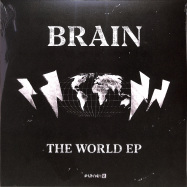 Front View : Brain - THE WORLD EP (2X12 INCH) - Planet E / PLE65401-6