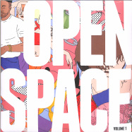 Front View : Various Artists - OPEN SPACE VOLUME 1 (3LP) - Figure / FIGURELP06