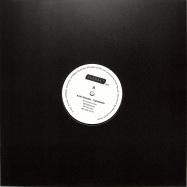Front View : Amin Ravelle - TURBOLENTO EP (VINYL ONLY) - Antrakt / ANTR005