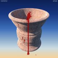 Front View : Verraco - GRIAL (LP, WHITE COLOURED VINYL) - Insurgentes / INS10