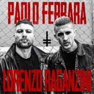 Front View : Paolo Ferrara, Lorenzo Raganzini - BREAKING INTO NIRVANA (2X12 / BLACK RED EYE VERSION) - HEX Recordings / HEXRecordings005R