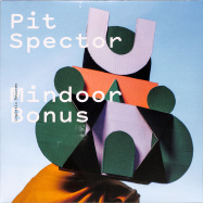 Front View : Pit Spector - MINDOOR BONUS - Logistic Records / LOG73ep