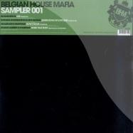 Front View : Belgian House Mafia - SAMPLER 001 - Mostiko / 23226946