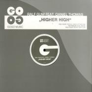 Front View : Ralf Gum ft. Daniel Thomas - HIGHER HIGH - Gogo Music / GOGO035