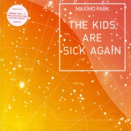 Front View : Maximo Park - THE KIDS ARE SICK AGAIN- PART 3 OF 3 (RED 7 INCH) - Warp Records / 7WAP277R