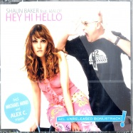 HEY HI HELLO (5 TRACK MAXI CD)