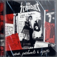 Front View : The Scandals - CUTOUTS, PATCHWORKS & RIPOFFS (CD) - Pale Music Int / Pale0020