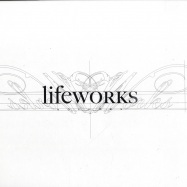Front View : Various - LIFEWORKS VOL.1 (3X12) - Open Mind Recordings / OMRTLP1