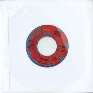 NO ONE TO LOVE / LOOK AT WHAT I ALMOST MISSED (7 INCH)