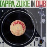Front View : Tapper Zukie - IN DUB (LP) - Jamaican Recordings / jrlp044