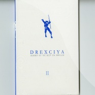 Front View : Drexciya - JOURNEY OF THE DEEP SEA DWELLER 2 (CD) - Clone Classic Cuts / CC023cd