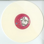 Front View : Tanner Ross - STRAIGHT TO THE MOON EP (WHITE 10 INCH) - Double Standard Records / DS12