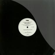 Front View : Various Artists - VARIOUS ARTISTS VOLUME 1 - NDV Records / NDV002