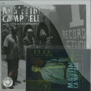 Front View : Martin Campbell & Hi-Tech Roots Dynamics - WEST KINGSTON DUB (LTD LP + BOOKLET) - Log On! / tbx008